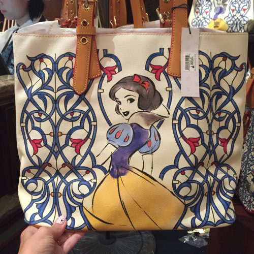dream big princess snow white dooney and bourke