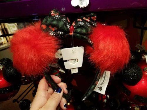 ugly sweater christmas minnie ears - Disney Christmas Ears