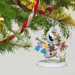 some highlights from the hallmark disney christmas ornament debut are above