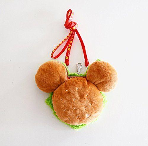 Mickey Hamburger Purse