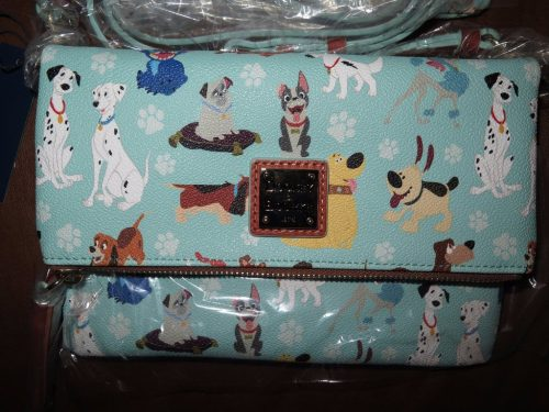 disney dog dooney and bourke