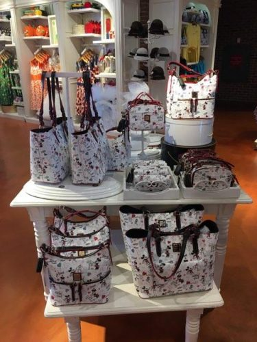 Mickey and Minnie Sweethearts Dooney and Bourke