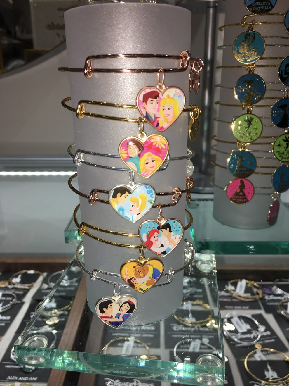 Alex And Ani Bangles Featuring Disney Couples In Love