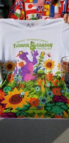 2018 epcot flower and garden AP merchandise