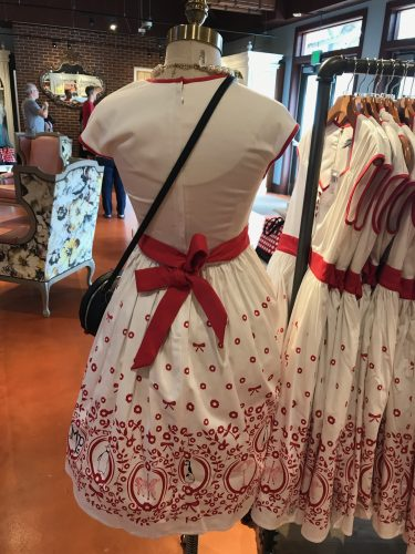 mary poppins dress from the dress shop