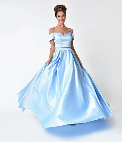 Disney Prom Dresses from Unique Vintage Make You Feel Like A Princess!