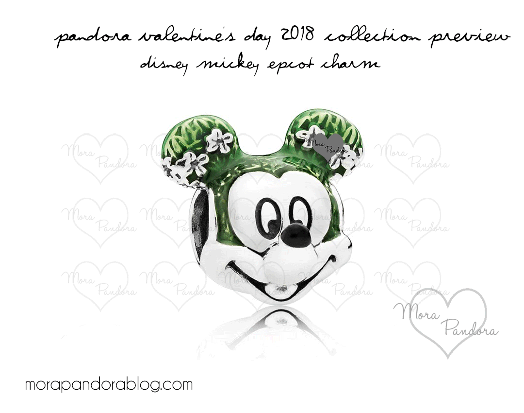 The 2018 Epcot Flower And Garden Festival Pandora Charm