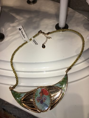 haunted mansion jewelry at the dress shop