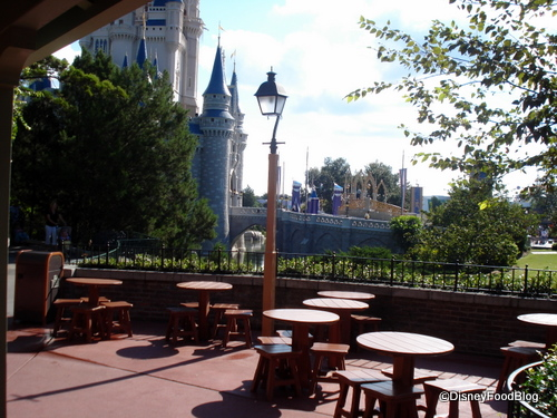 Closest Restaurants Magic Kingdom