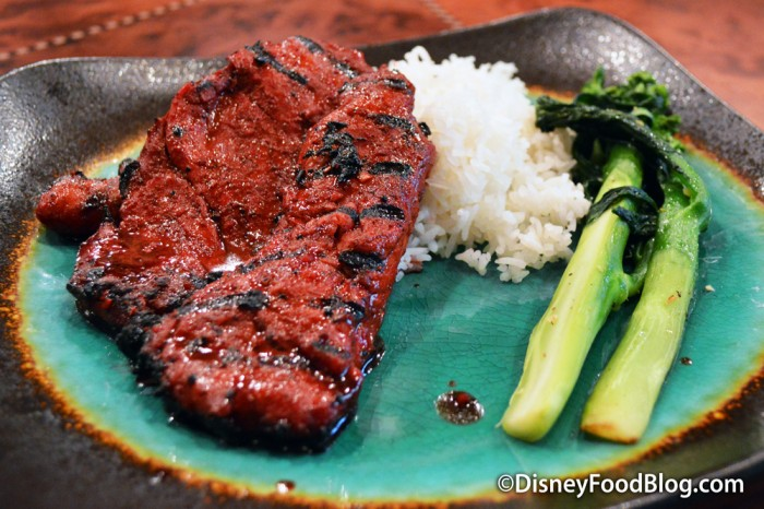 Char Siu Pork - Planning WDW Dining Reservations - Tips, hardest to get reservations, and my current favorites