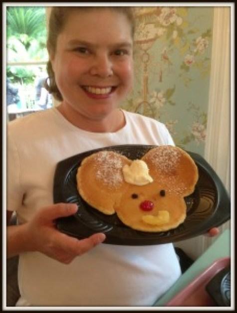Heather Mickey Pancake