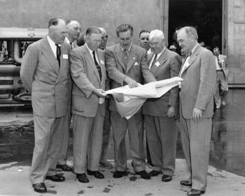 DIsneyland 1955 Walt Plans