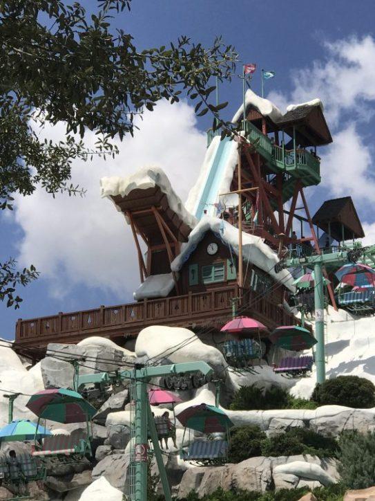 Disney's Blizzard Beach Walt Disney World Resort Disney Water Parks