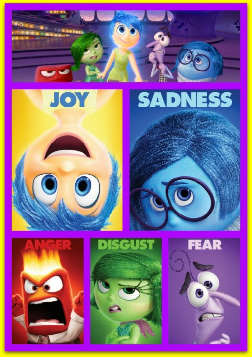 #InsideOut Emotions