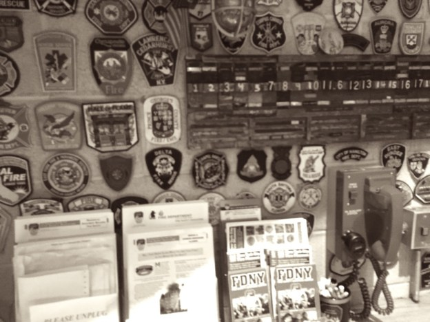 FDNY Fire Zone Display