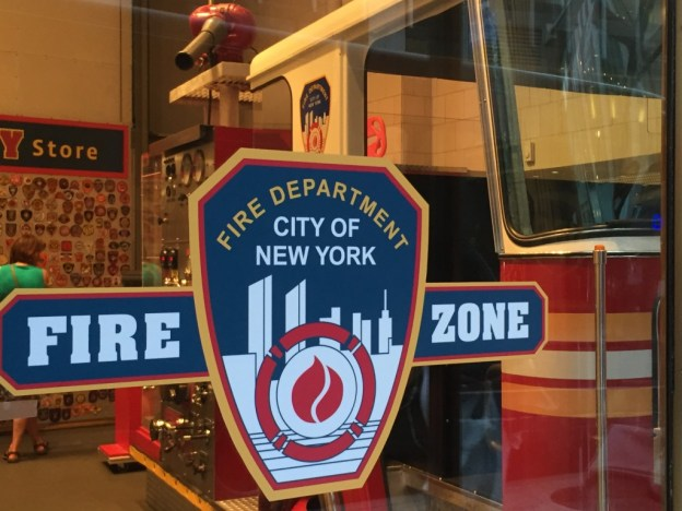 FDNY Fire Zone New York City