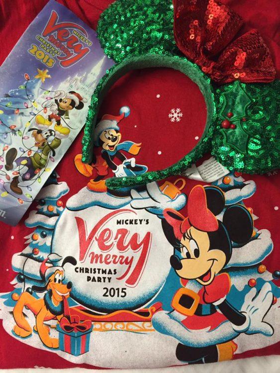 mickeys very merry christmas party 2015 - Disney Christmas Party 2015
