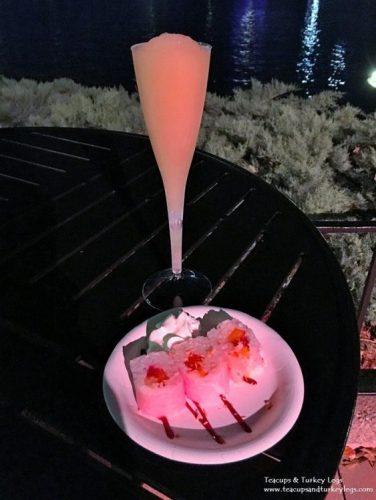 Yuzu Plum Wine Slushy