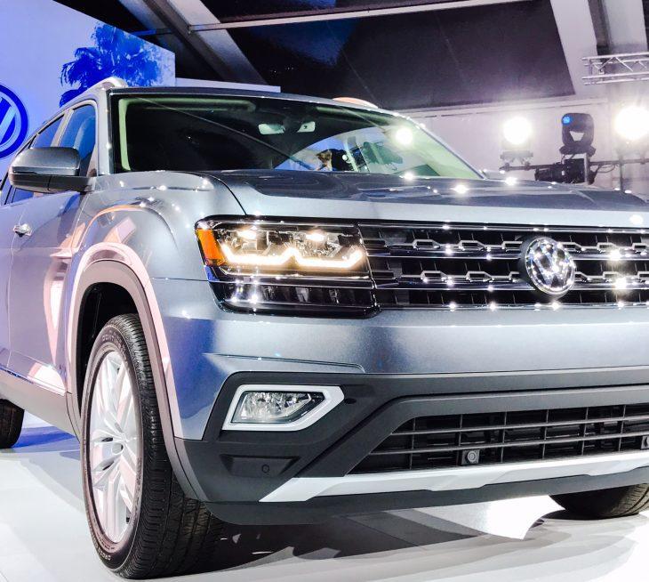 Suv Volkswagen: The 2018 Volkswagen Atlas-The Perfect Family Midsize SUV