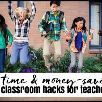 Save Money and Time in Your Classroom  7 Simple Hacks for Teachers #InstantInkTeachers
