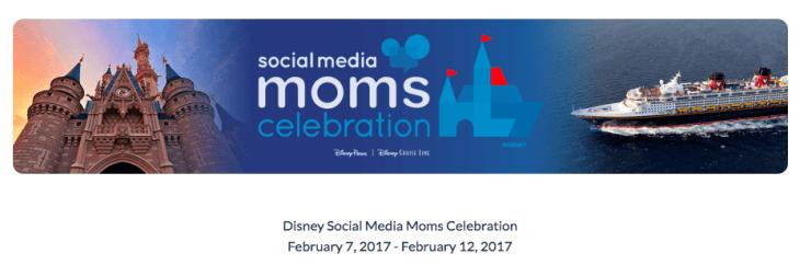 DisneySMMC Disney Social Media Moms Celebration 2017