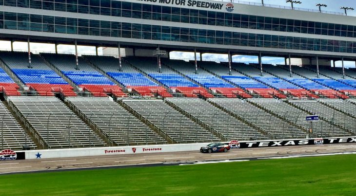 Grapevine Texas Sports Tour Texas Motor Speedway Travel Media Showcase-