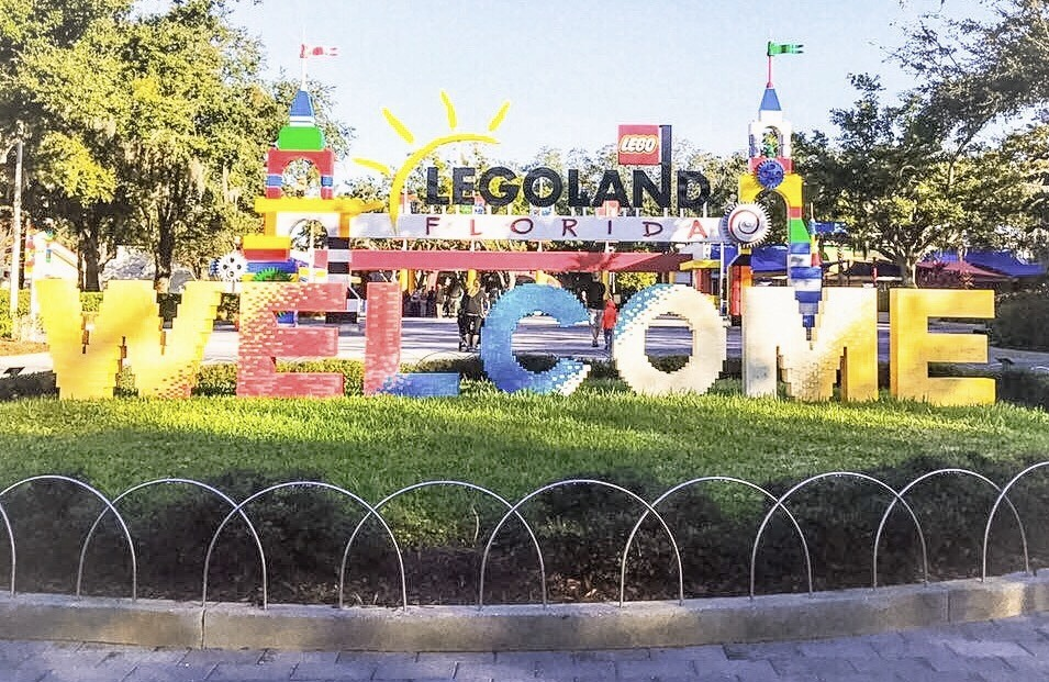 LEGOLAND Florida Resort LEGO NINJAGO World