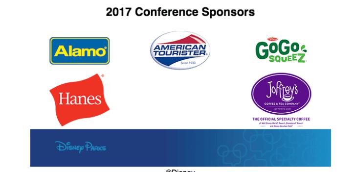 DisneySMMC Sponsors