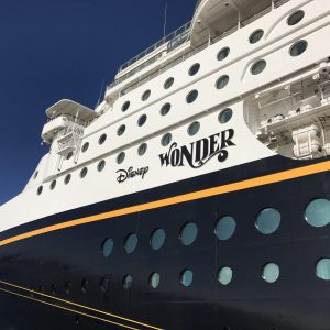 7 Wonders Aboard The Disney Wonder