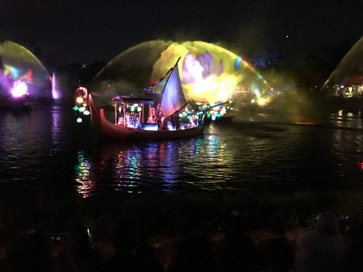 Disney's Animal Kingdom Rivers of Light-