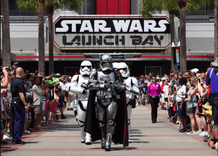 Disney's Hollywood Studios Star Wars Walt Disney World