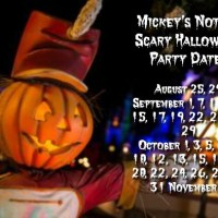 53 Days Of Fun  For Mickey's Not So Scary Halloween Party & Mickey's Very Merry Christmas Party