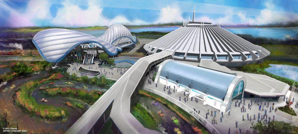 Tron-D23 Expo 2017
