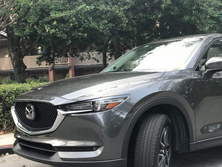 2017 Mazda CX-5 Grand Touring Automobile