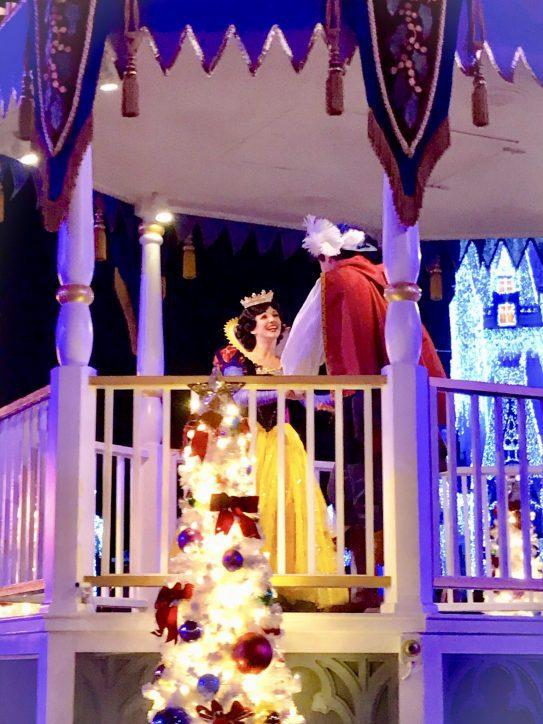 Mickey's Very Merry Christmas Party Magic Kingdom Walt Disney World