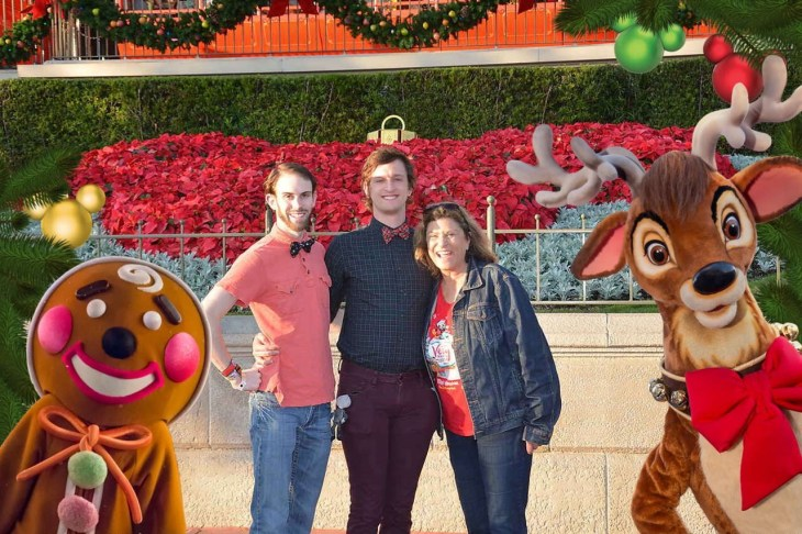Mickey's Very Merry Christmas Party Magic Kingdom Walt Disney World