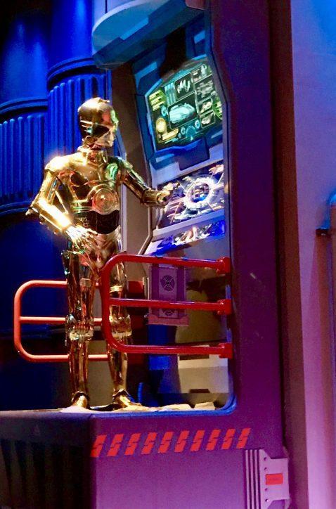 Star Tours Galactic Nights Disney's Hollywood Studios Walt Disney World