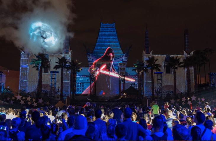 Galactic Nights Disney's Hollywood Studios