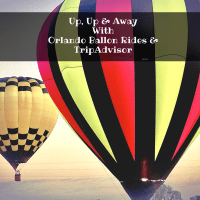 Up, Up And Away With TripAdvisor Attractions And Orlando Balloon Rides @TripAdvisor