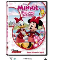 On DVD Tuesday Minnie: Helping Heart + Free Downloadable Activity Pages