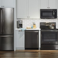 Surprise Mom For Mother's Day With The New GE Premium Finish Options Of Appliances At @BestBuy @GE_Appliances #ad