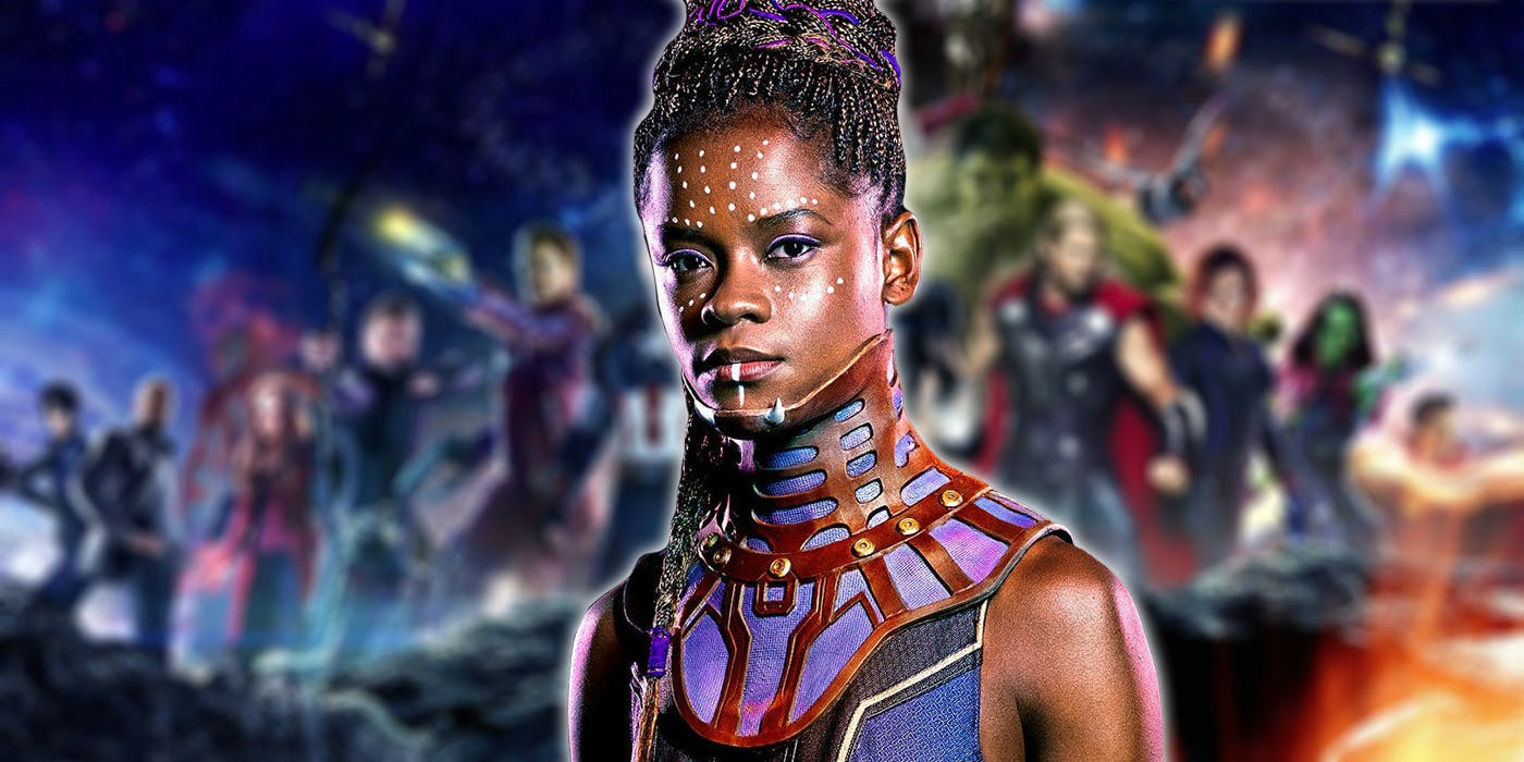 Letitia-Wright Black Panther