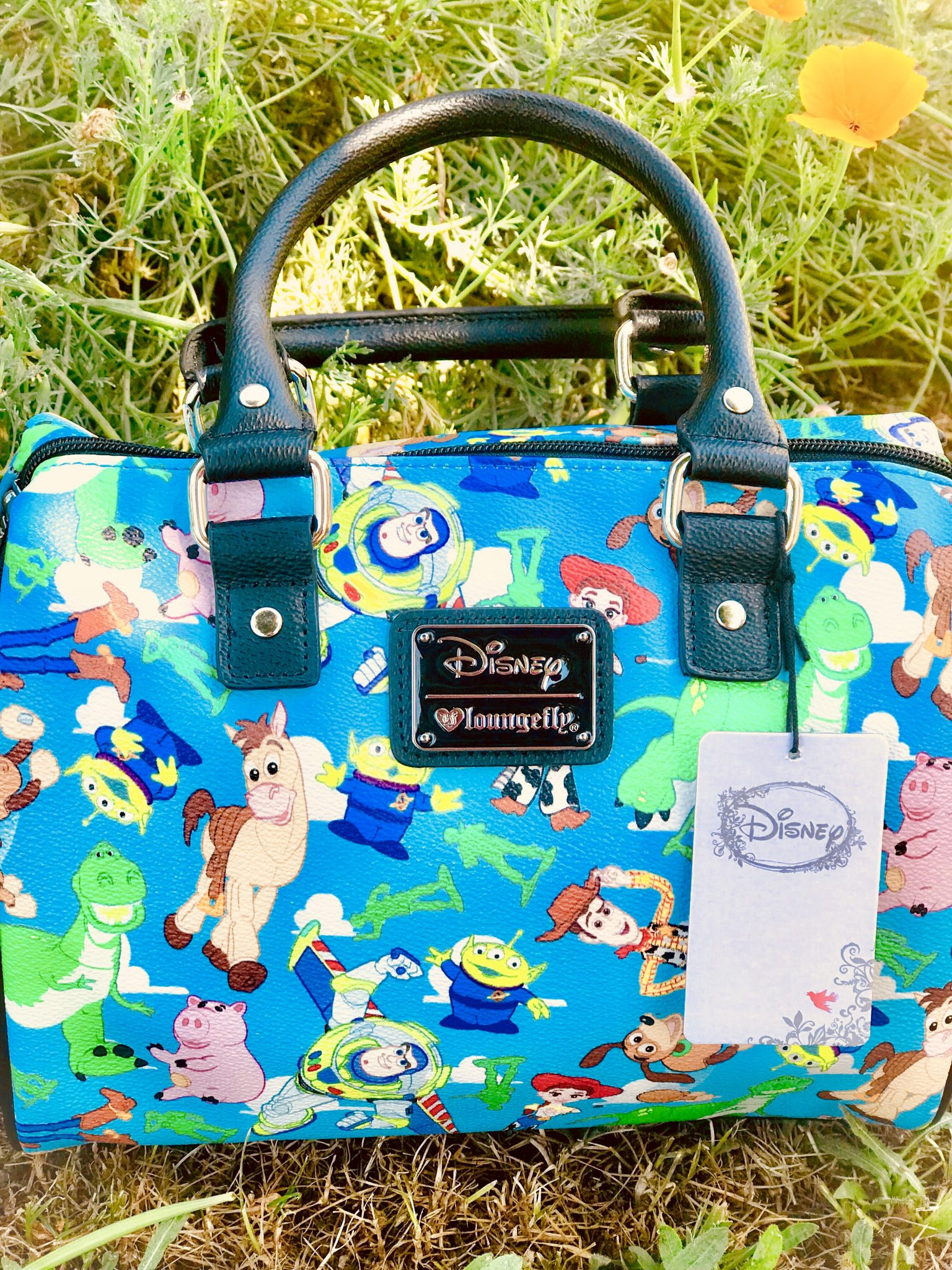 Loungefly Toy Story Purse-