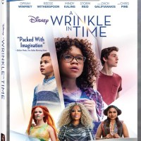 "SUMMER GIVEAWAY! WIN Your Own Copy Of Disney's ""Wrinkle In Time"""
