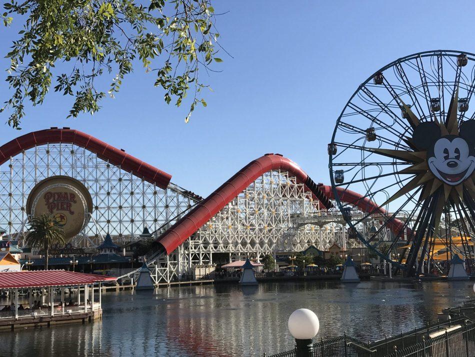 Disney California Adventure Park Disneyland