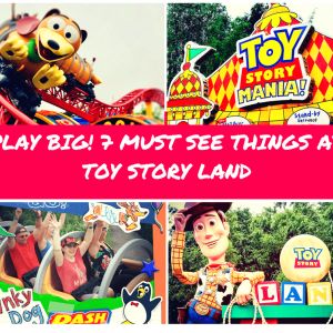 It's Time To Play Big- Here's Our Top 7 Things You Can't Miss At Toy Story Land!