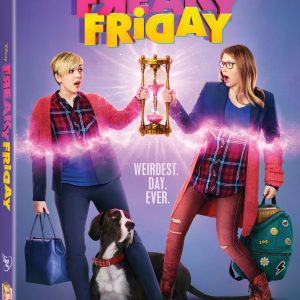 Get Ready For FREAKY FRIDAY: A NEW MUSICAL  On Disney DVD September 25th