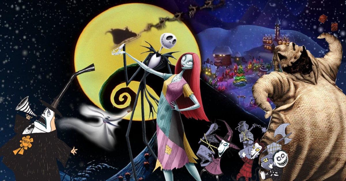 nightmare-before-christmas-25th Annviersary Sing Along