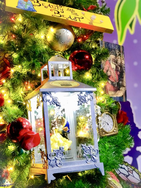 Disney Springs Christmas Tree Trail Walt Disney World