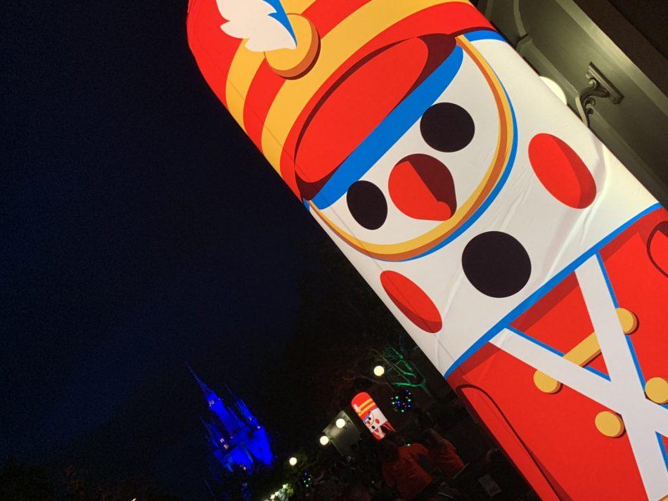 Mickey's Very Merry Christmas Party Disney's Magic Kingdom Walt Disney World #VeryMerry